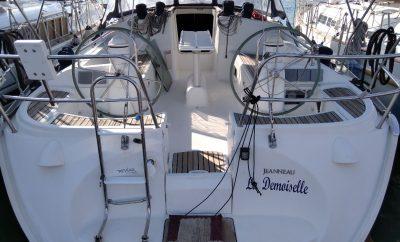 La Demoiselle – Beneteau First 40.7